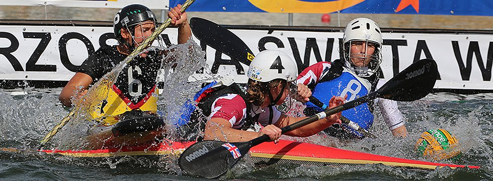 Canoe Polo World Champioships POZnan